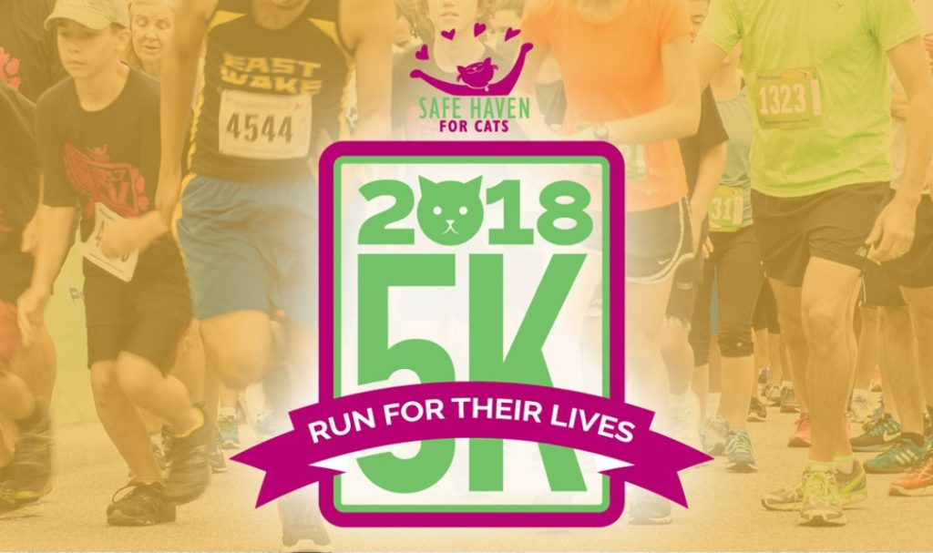 Run For Their Lives 5k 2018-10-20