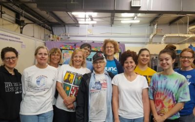 Our volunteers make a difference!