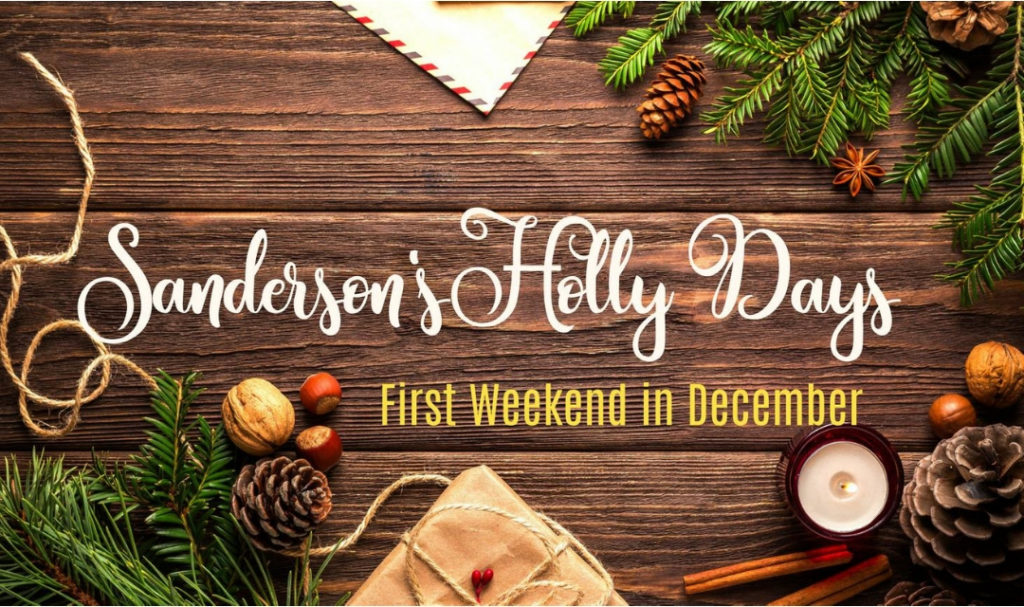 Header Image for Holly Days at Sanderson High School Holly Days