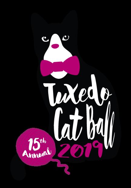 2019 Tuxedo Cat Ball