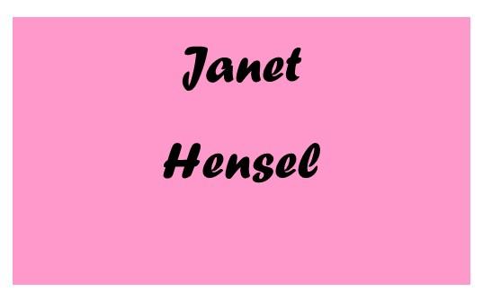 Janet Hensel
