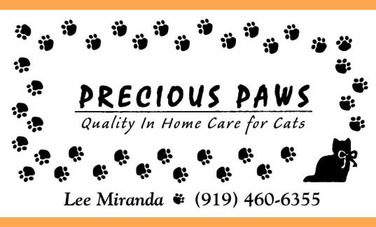 Precious Paws