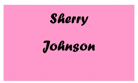 Sherry Johnson