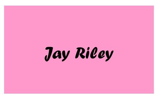 Jay Riley