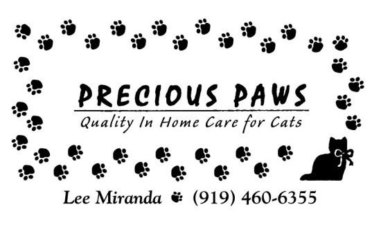 Sustaining Sponsor Precious Paws