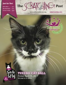 Full Cover - March/April 2019 Scratching Post Cover