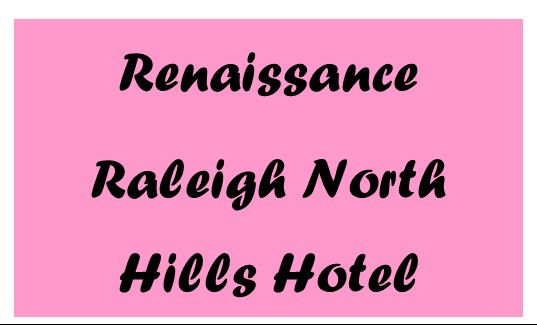 Supporting Sponsor Renaissance Raleigh North Hills Hotel
