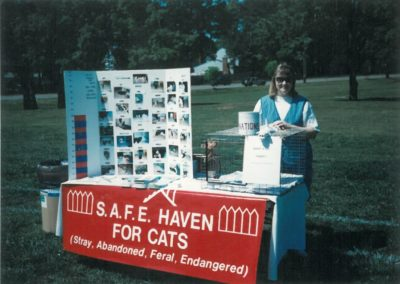 1994 - Early Information Booth