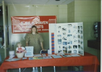 1995 - Outreach Events