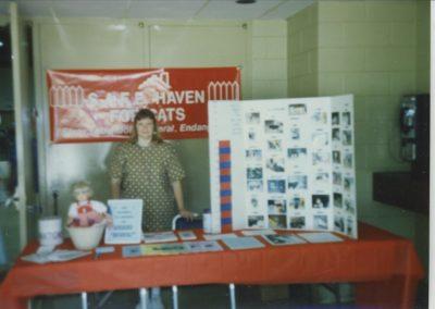 1995 - Outreach Events