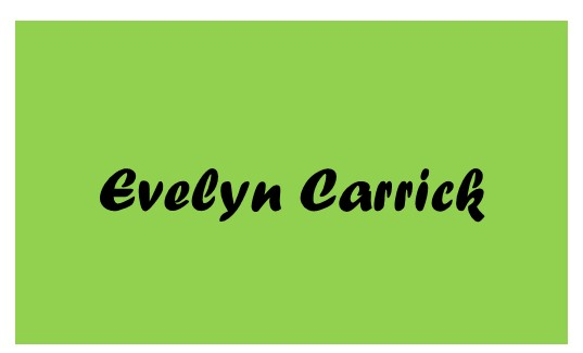 2019 Catsino Royale Dealers Choice Sponsor Evelyn Carrick