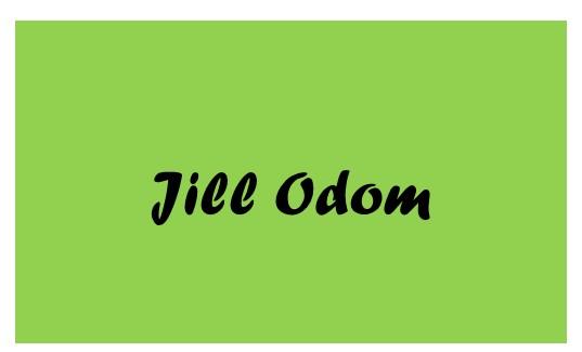 2019 Catsino Royale Dealers Choice Sponsor Jill Odom