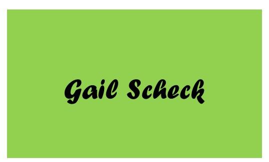 2019 Catsino Royale Flush Sponsor Gail Scheck