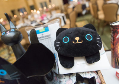2019 Tuxedo Cat Ball 027 Items Available for Bidding