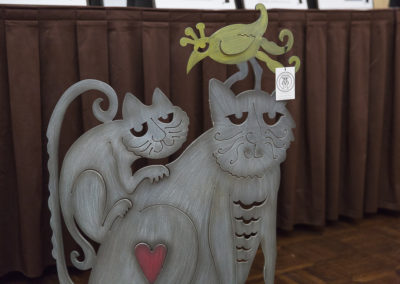 2019 Tuxedo Cat Ball 088 Items Available for Bidding