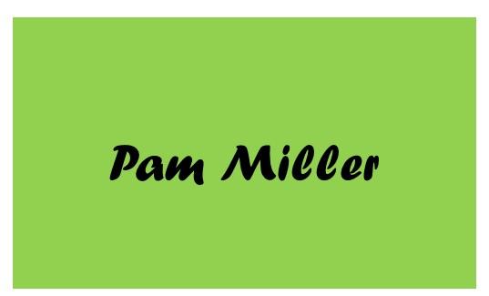 2019 Catsino Royale Dealers Choice Sponsor Pam Miller
