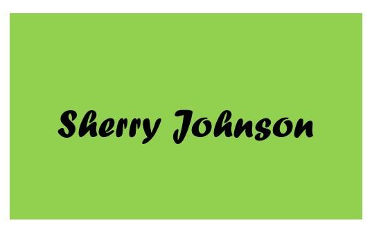 2019 Catsino Royale Dealers Choice Sponsor Sherry Johnson