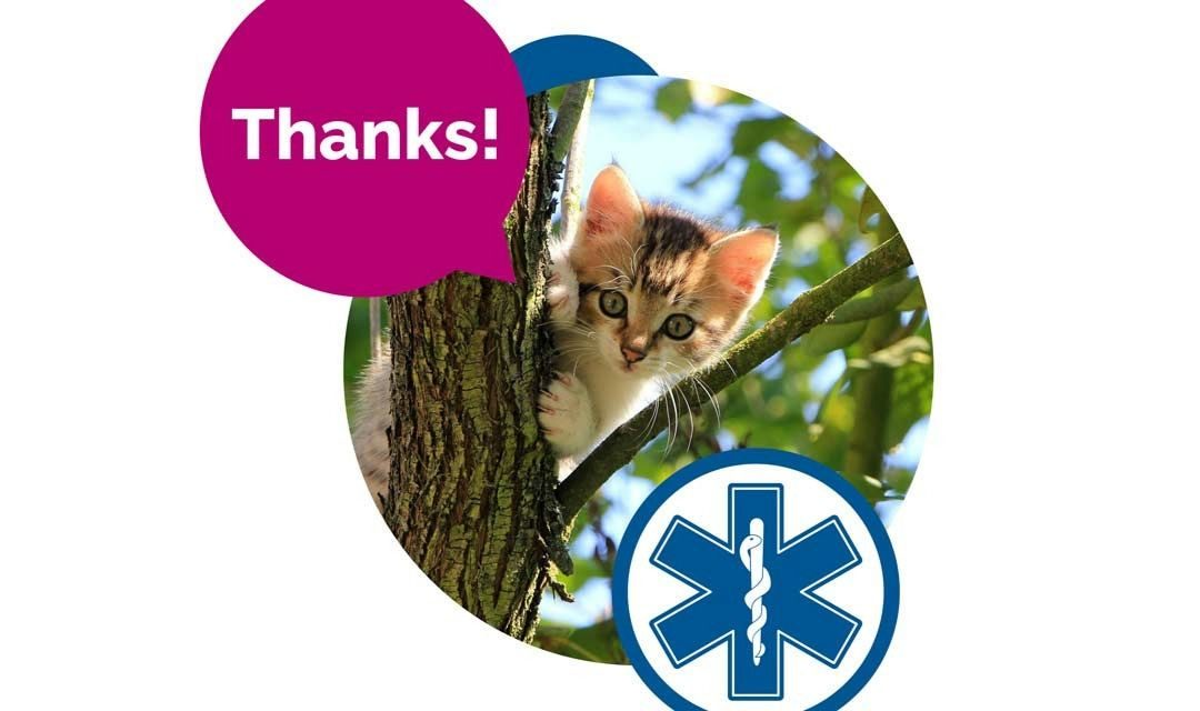 First Responders – We Want To Thank You!
