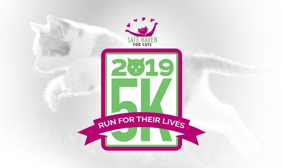 Banner Advertising 5K Run For Their Lives 2019
