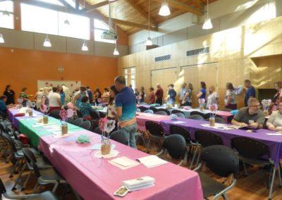 Volunteer Appreciation Dinner - July 2019