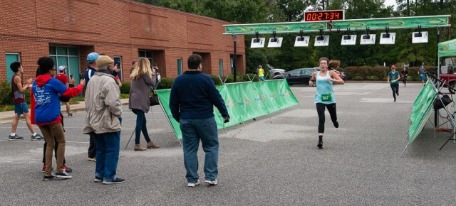 SAFE Haven for Cats 5k The Race Ends