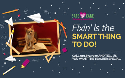 Educators Know Fixin' Is The Smart Thing To Do!
