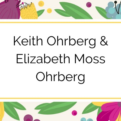 2020 Tuxedo Cat Ball 25th Anniversary Sponsors Keith Ohrberg and Elizabeth Moss Ohrberg