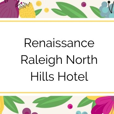 2020 Tuxedo Cat Ball Supporting Sponsor Renaissance Raleigh North Hills Hotel