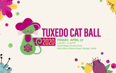 Buy Now & SAVE for the 2020 Tuxedo Cat Ball!