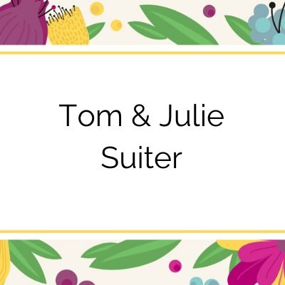 2020 Tuxedo Cat Ball 25th Anniversary Sponsors Tom and Julie Suiter