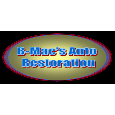 2020 Tuxedo Cat Ball Small Business Sponsor B-Mac's Auto Restoration, Inc.