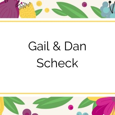 2020 Tuxedo Cat Ball Supporting Sponsors Gail and Dan Scheck