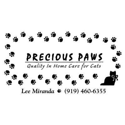 2020 Tuxedo Cat Ball Sustaining Sponsor Precious Paws