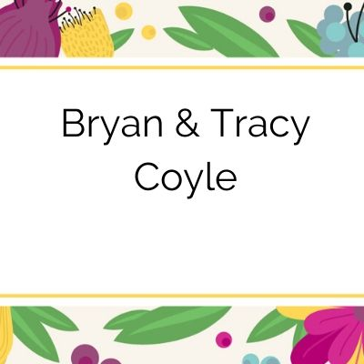 2020 Tuxedo Cat Ball Sustaining Sponsors Brian and Tracy Coyle