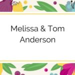 2020 Tuxedo Cat Ball Anniversary Sponsors Melissa and Tom Anderson