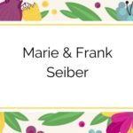 2020 Tuxedo Cat Ball Sponsor Marie and Frank Seiber