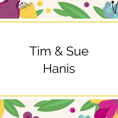 2020 Tuxedo Cat Ball Supporting Sponsors Tim and Sue Hanis